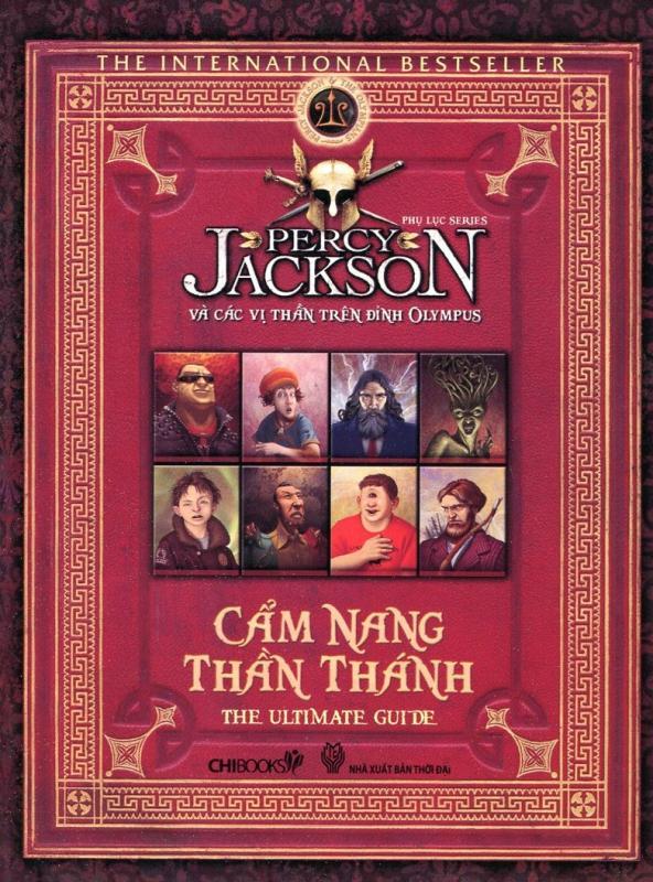 Phụ Lục Percy Jackson: Cẩm Nang Thần Thánh - Mary-Jane Knight