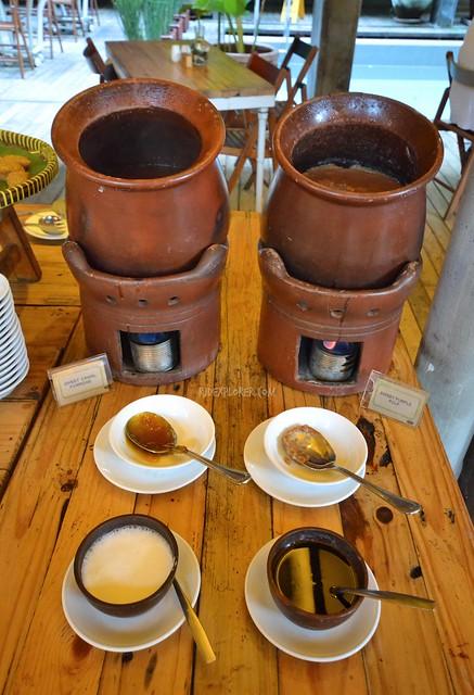 greenhost boutique hotel yogyakarta breakfast buffet