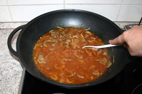 33 - Verrühren & aufkochen lassen / Mix & bring to a boil