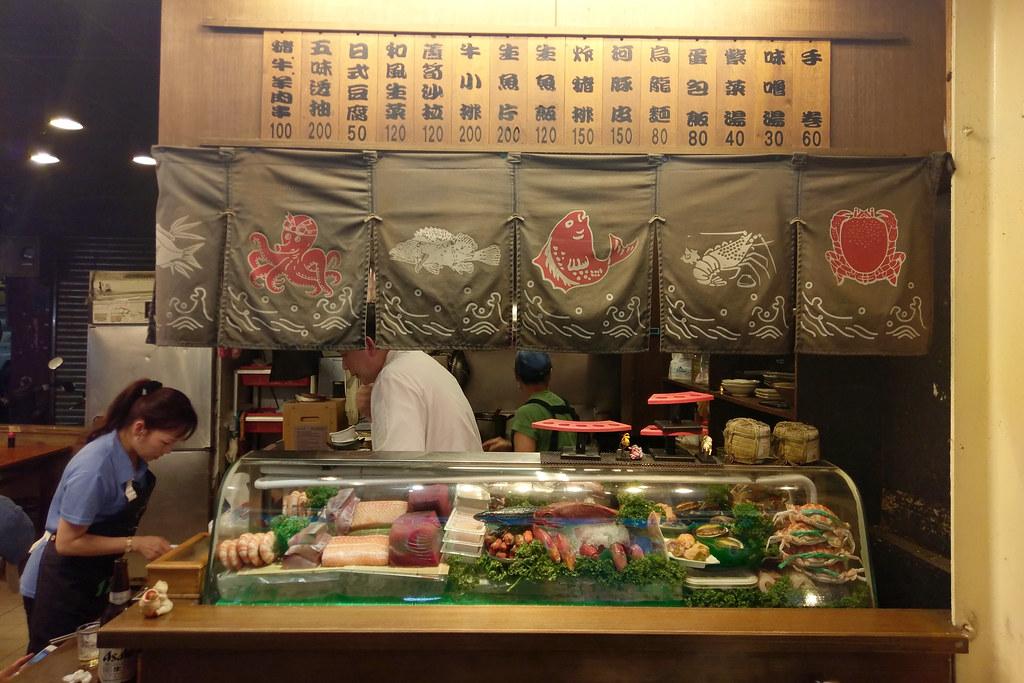 20170806萬華-阿忠日式料理 (2)