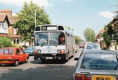 11 July 1991 New Malden BYW431V