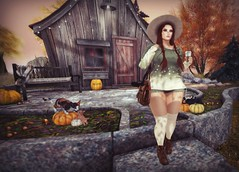Autumn Adventress