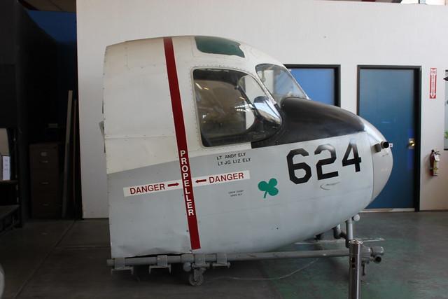S-2A cockpit 136624