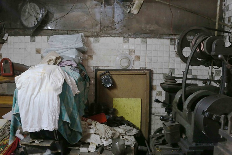 Home Sweet Home – Shamim us Din 's Cluttered Room, Gali Mochan