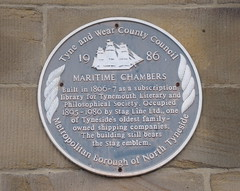 Photo of Blue plaque number 6308