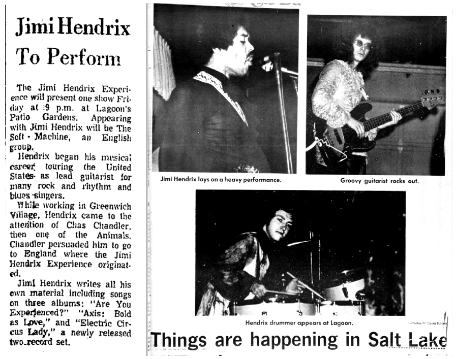 Salt Lake Tribune, - Salt Lake City, Utah - 1968-08-28 & 30