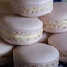 White Chocolate Ganache Macarons