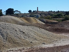 Tailings Mounds