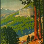 Wed, 2017-08-16 16:21 - Chemins De Fer Du Midi Et D'Orleans  Font-Romeu 'Le Grand Hotel' Pyrenees