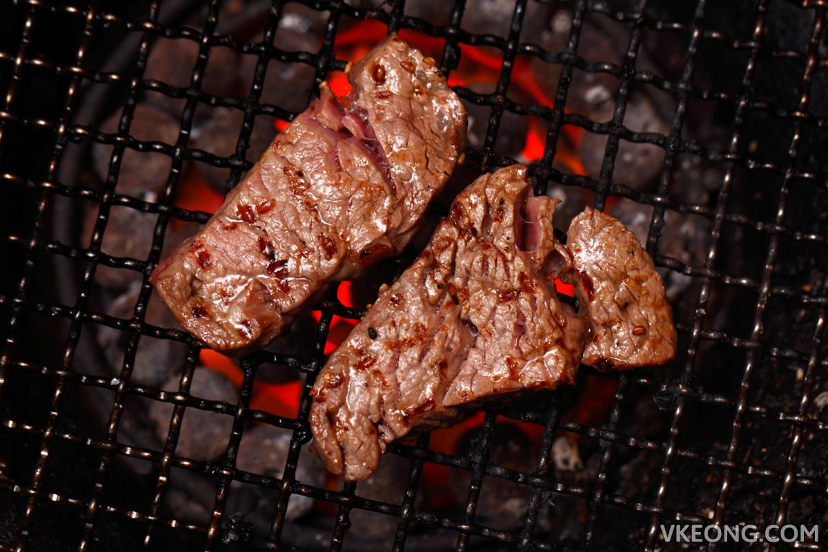 Yakiniku Toraji Grilled Harami