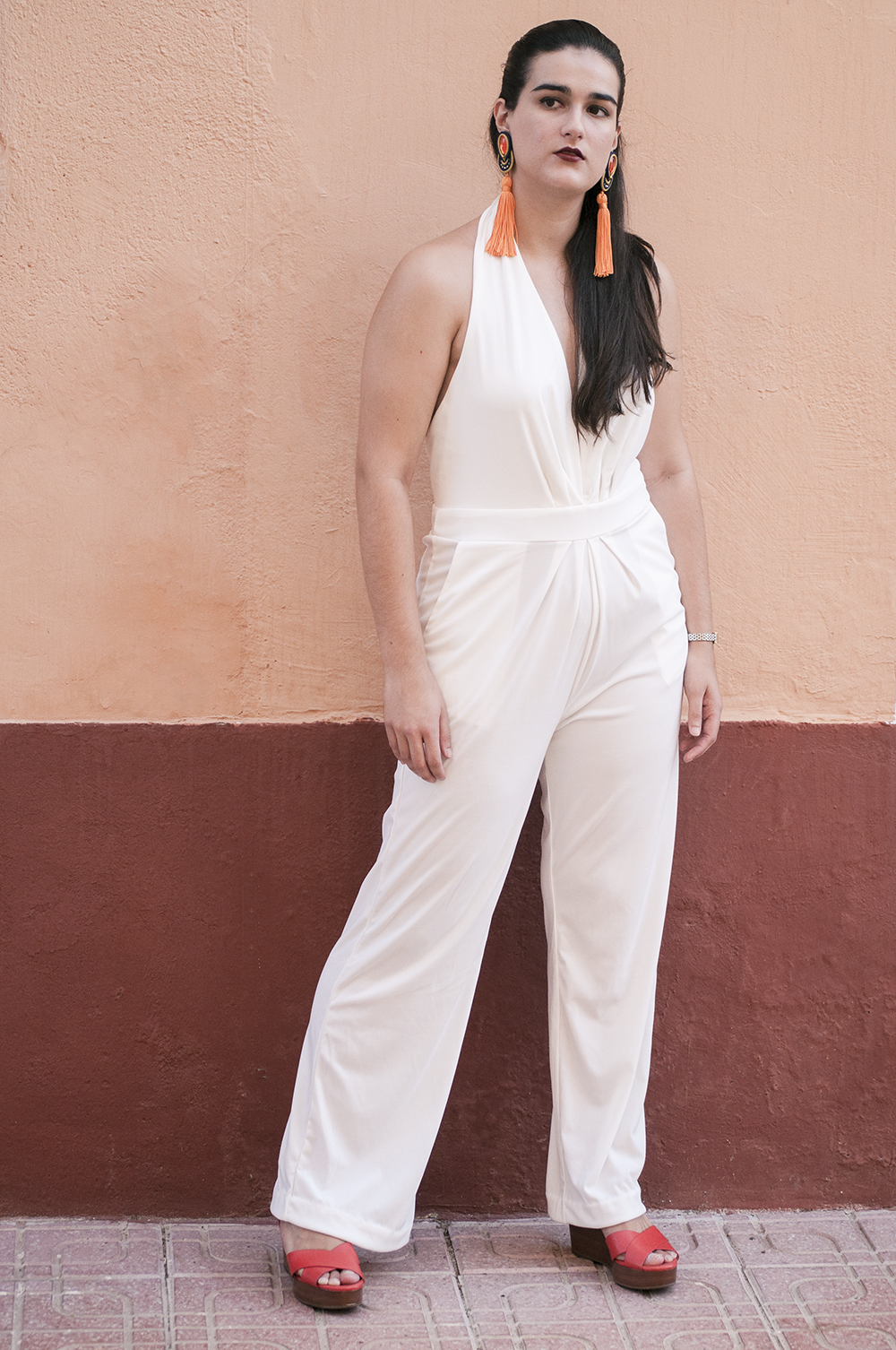 something fashion blogger influencer streetstyle spain valencia outfits summer jumpsuit graduation university_0692