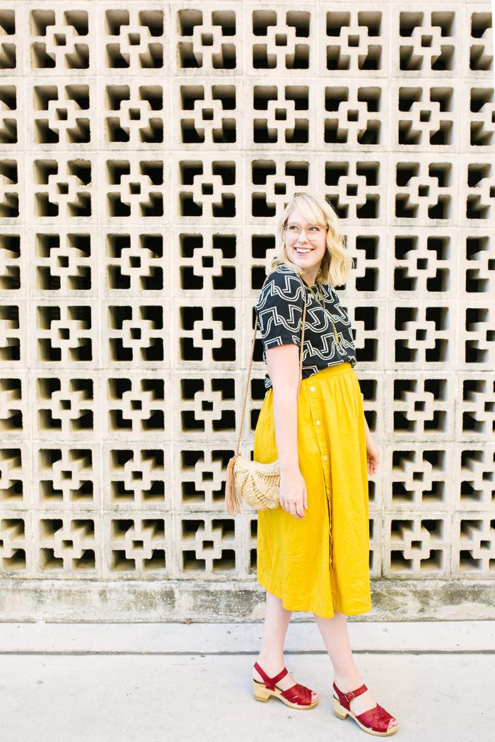 austin fashion blogger writes like a girl vintage geometric top12