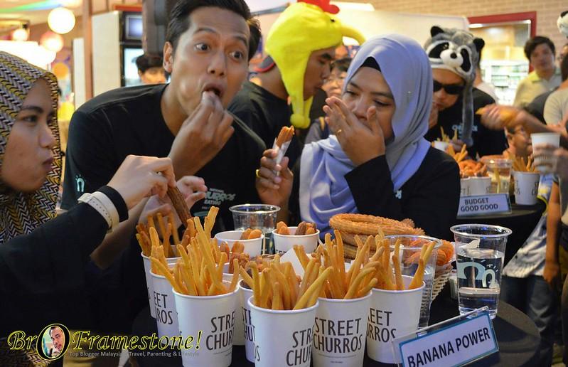 Street Churros Malaysia
