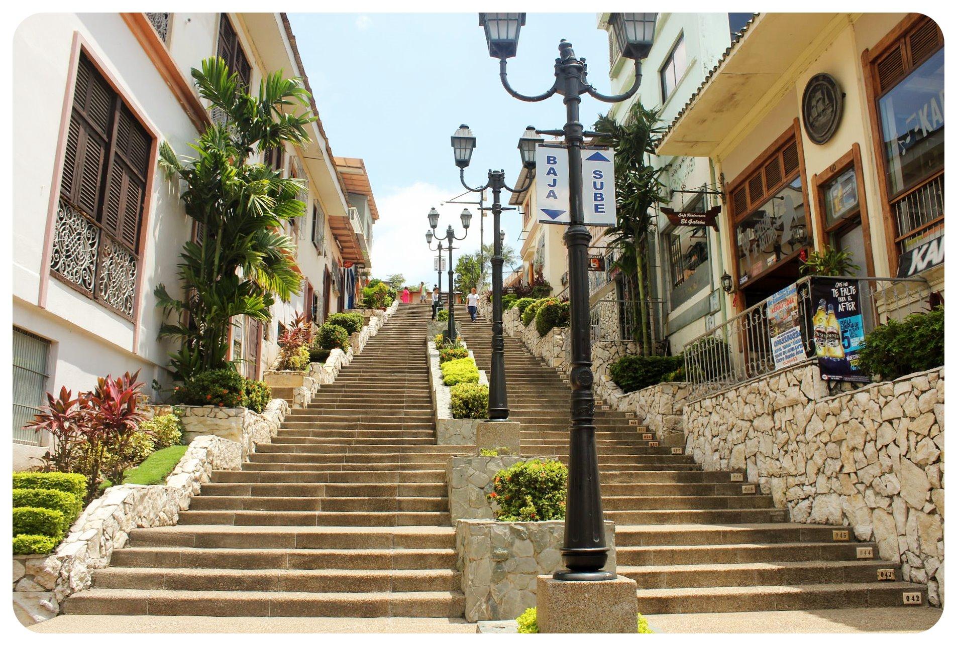 guayaquil las penas steps5