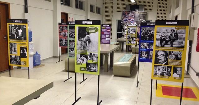Expo sobre a História da Televisão