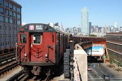 NYC Subway - Queens Redbirds - 33rd/Rawson Sts., Flushing Line - R-36