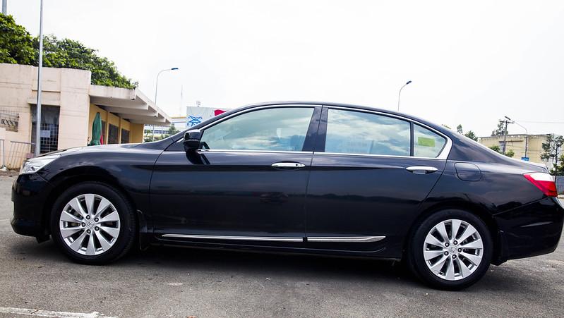 Cty Thanh Lý Honda Accord DK lần đầu 2015 - 2