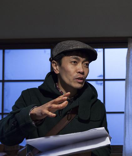 映画『禅と骨』中村高寛監督