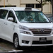 Prime Taxi Toyota Vellfire Hybrid Taxi