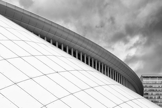 Philharmonie Luxembourg, Canon EOS 5D MARK III, Canon EF 16-35mm f/4L IS USM