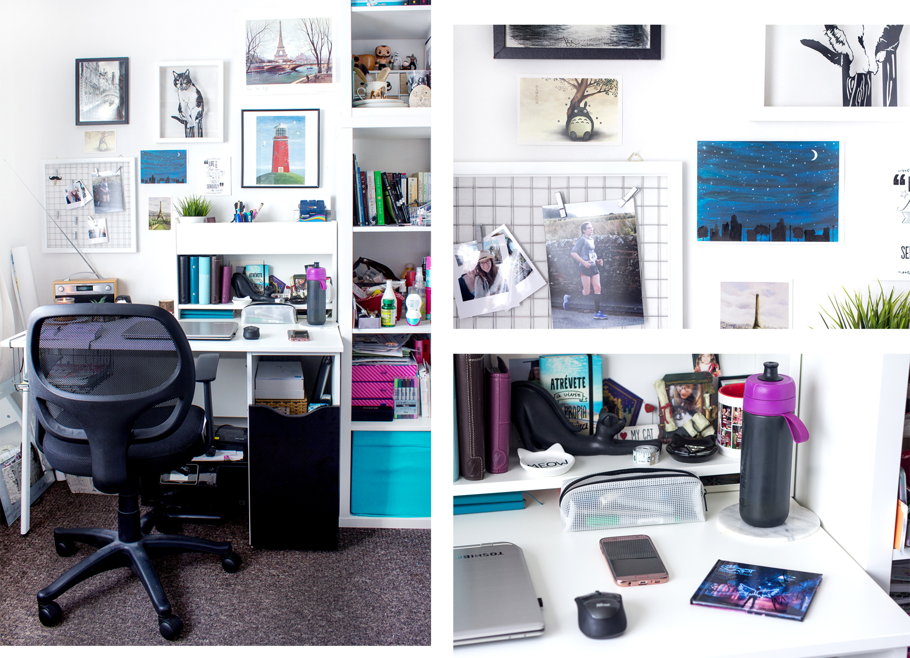 How To Create A More Productive Desk Space