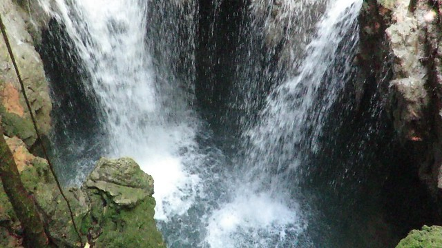 Monkey's Hole Waterfall