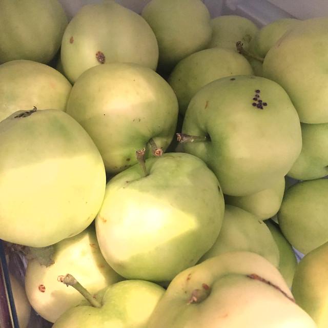 Äppelmos utan socker