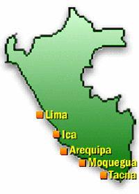 Ica es el mayor productor de pisco y vino de Perú