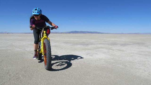 Carson Sink Fat Biking