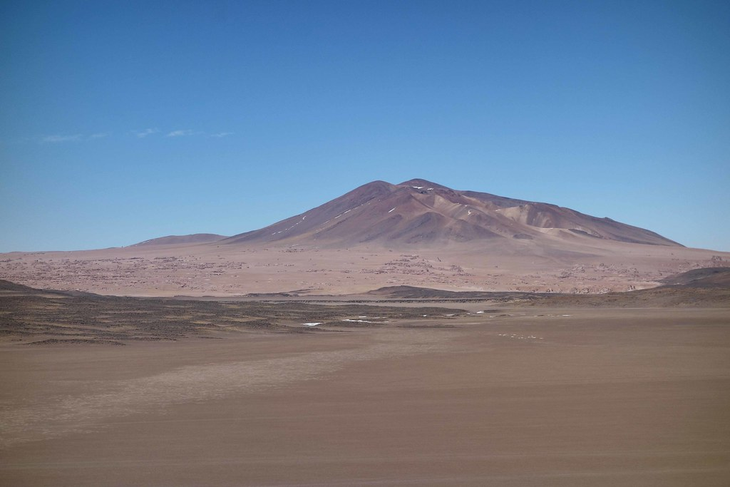 San Pedro Atacama - Salar de Tara - Desert