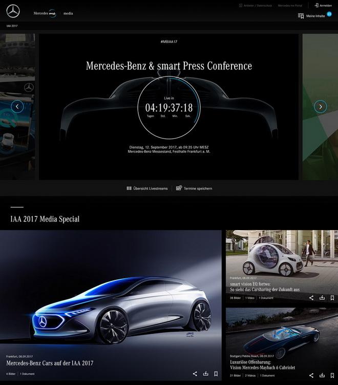 「Mercedes me media」為Mercedes-Benz廣泛的全球活動計畫提供了全新的數位溝通媒介,隨時隨地提供國際使用者更多訊息