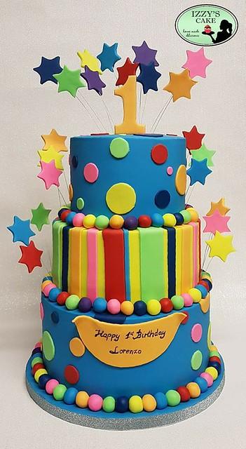 Cake by Izabela McCabe
