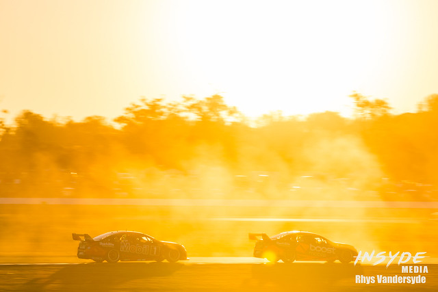 Supercars at Queensland Racewau - 2017