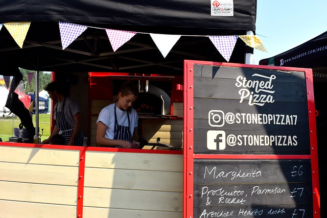 Stoned Pizza at We Love Hythe Food Festival | www.rachelphipps.com @rachelphipps