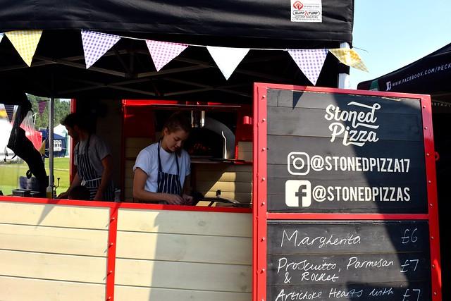 Stoned Pizza at We Love Hythe Food Festival | www.rachelphipps.com @rachelphipps