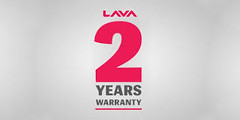 Get Two Year Warranty on Indian Mobile Phones at Lava Mobiles