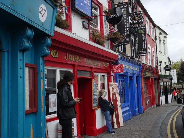 Pubs in Kilkenny
