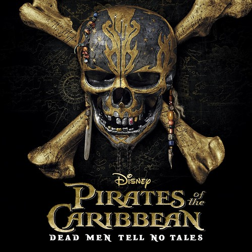Pirates of the Caribbean: Dead Men Tell No Tales (plus Bonus Features)