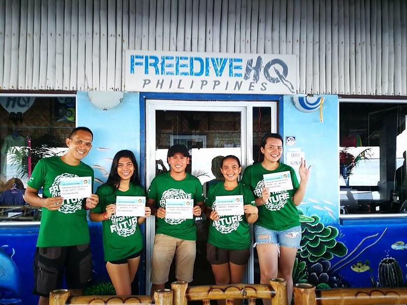 FreeDive HQ Certificates