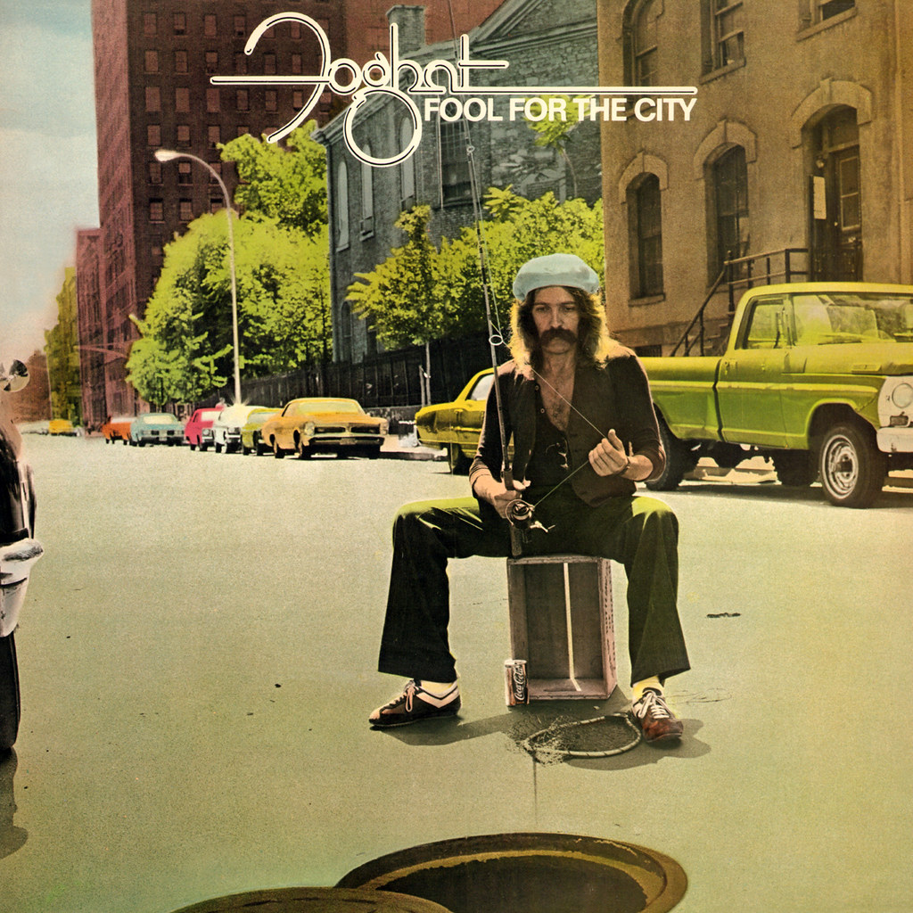 Foghat - Fool For The City