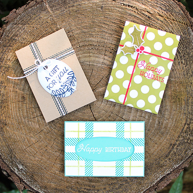 Gift Card Cozy Trio