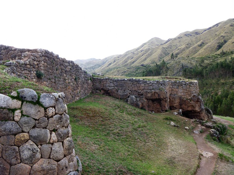 Peru - Cuzco - Puka Pukara