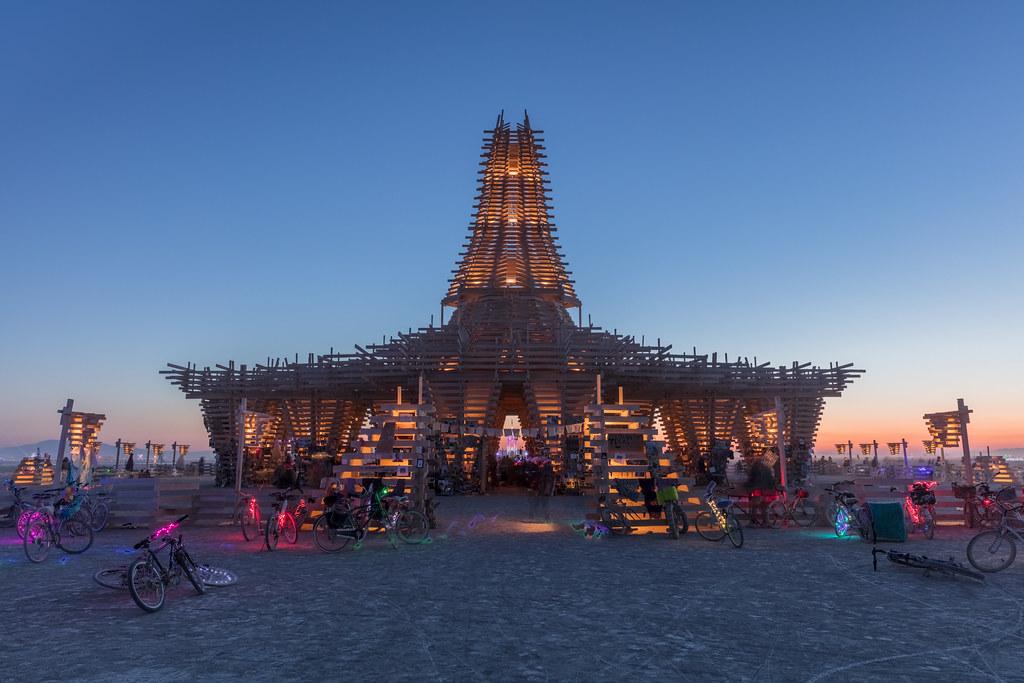 Burning Man 2017 Radical Ritual