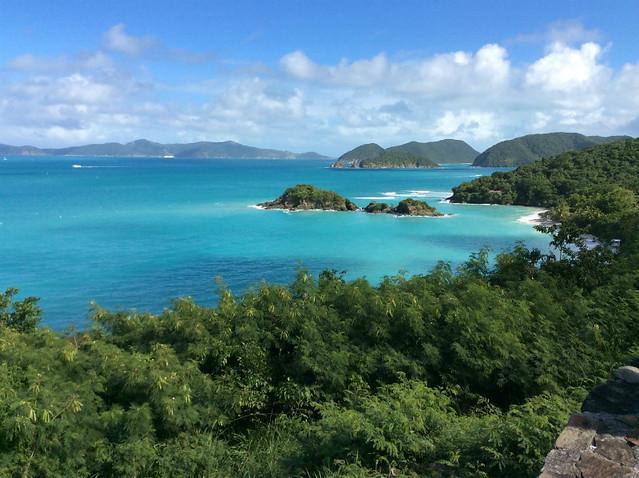 Cruise to St. John, US Virgin Islands