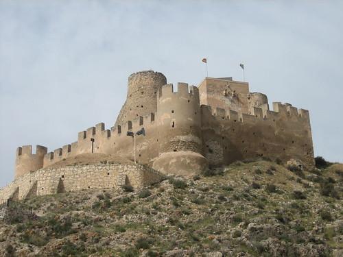 Castillo de Biar, Vinalopo. From Exploring Spain: Fall in Love with Inland Alicante