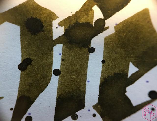Ink Shot Review Scriptus 2017 x KWZI 150 Confederate Brown 11