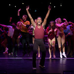 A Chorus Line at the Arvada Center, 2017 - Michael Canada (Richie) and ensemble Matt Gale Photography 2017