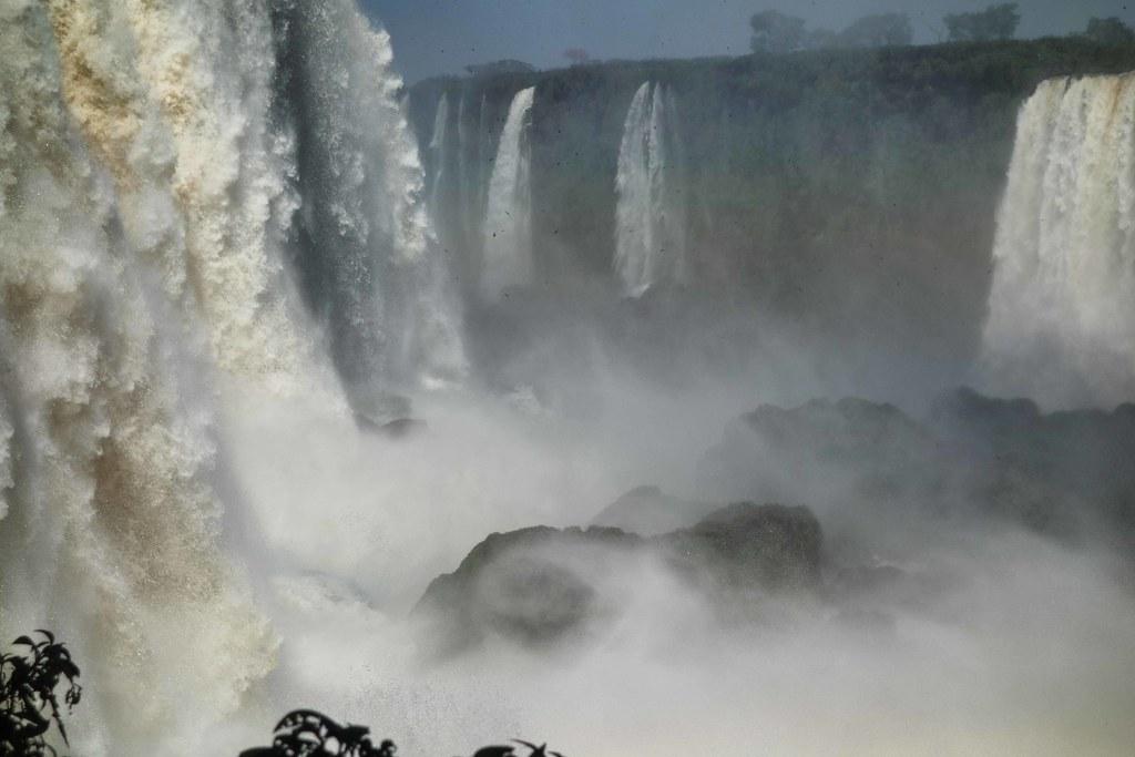 Iguazu - Bresil - Garganta del Diablo 2