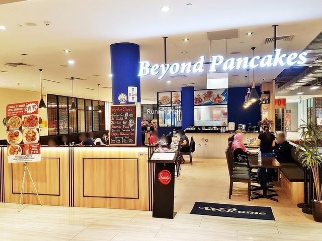 Beyond Pancakes Exterior