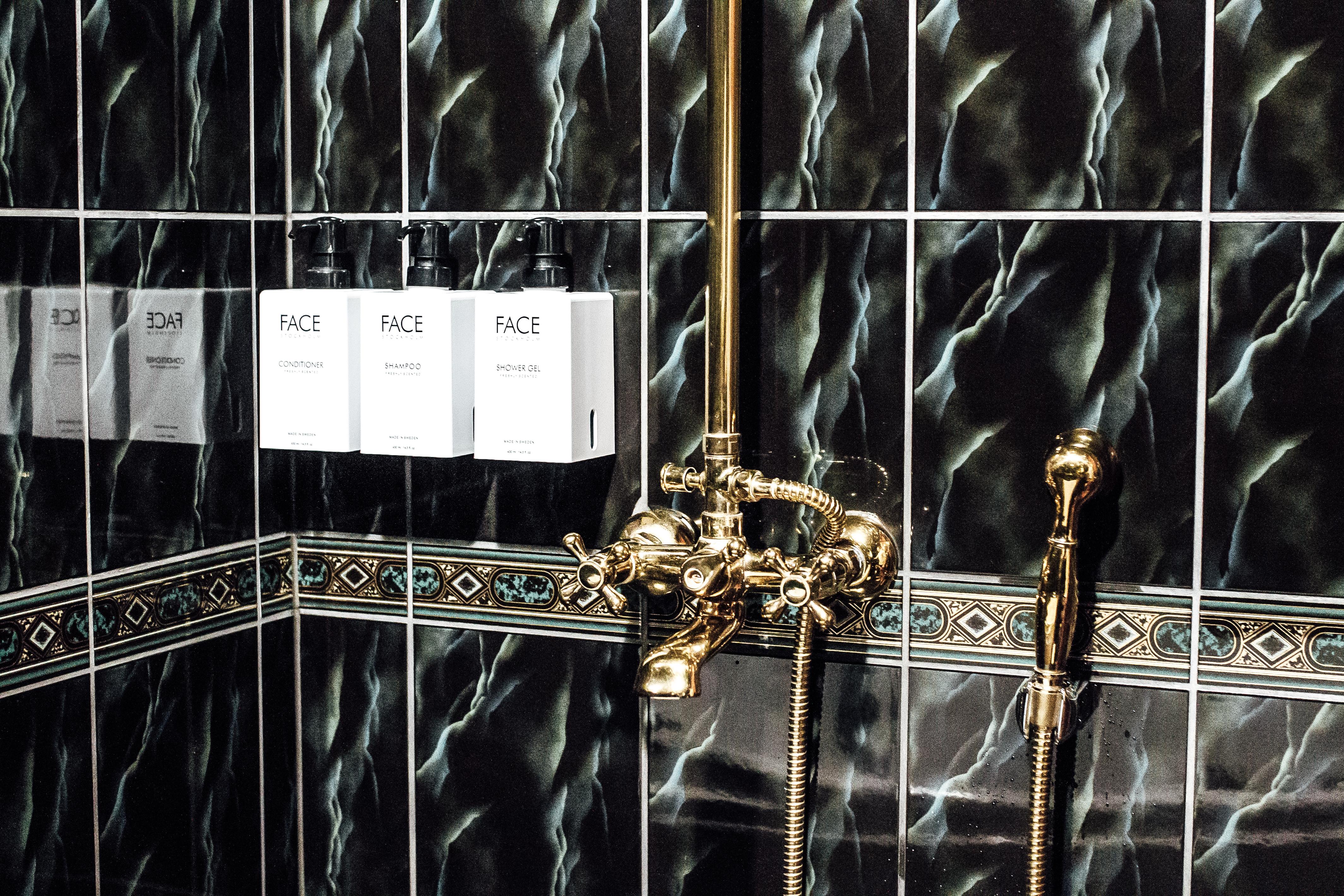 kultainen suihku